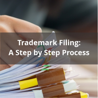 Trademark filing a step by step process